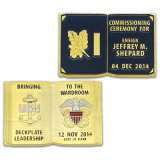 Moneta personalizzata di sfida dell'oro del ricordo di cerimonia