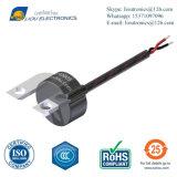 Transformateur de courant à haute précision utilisé pour le compteur d'électricité 1: 2500 0.1class