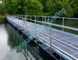 [هوون] فولاذ حاجز مشبّك يستعمل لأنّ جسر [سري] اثنان