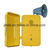 Téléphone sans fil industriel, Téléphone sans fil en tunnel, Téléphone d'urgence souterrain