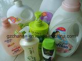 Las botellas Adhersive de los cosméticos de Semiauto etiquetan la etiqueta engomada