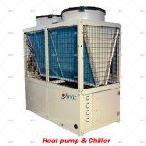 L'air modulaires à l'eau refroidisseur (65kw-130kw)