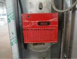 Gaz commercial de 16 plateaux/four rotatoire de crémaillère carburant diesel pour la machine de traitement au four de pain