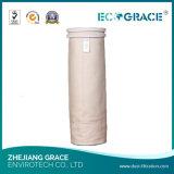 Asphalt-industrielle Filtration Aramid Staub-Filtertüte für das Entstauben