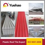 Plastik-Dach Sheet/3 des Belüftung-Dach-Tile/UPVC überlagert Dach-Fliese 1130mm der Wärmeisolierung-UPVC