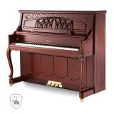Piano ereto 125height do projeto novo, piano grande, peças do piano, fabricante profissional em China