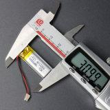 3.7V 041230 401230 100mAh Bluetoothのヘッドセットのリチウムポリマー電池Bt2010/Bt135