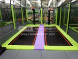 Parque de Diversões alegrar trampolim comercial estacionamento dos equipamentos