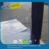 6mm d'épaisseur RoHS durables de la qualité bande flexible en PVC bleu clair Rideau Feuille de porte