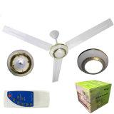 ventilateur solaire 56inch BLDC de plafond de C.C 12V