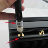 GPS van het Ontwerp van het tafelblad Krachtige UHF Mobiele Blocker van het Signaal van de Telefoon Lojack