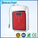 Máquina alcalina de Ionizer da água do sistema alta tecnologia da limpeza do toque do indicador de diodo emissor de luz