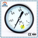 Caso de aço OEM/ODM calibre de pressão geral profissional de 1.5 polegadas