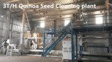 Machine de nettoyage de graine d'haricot de paddy d'avoine d'orge de blé
