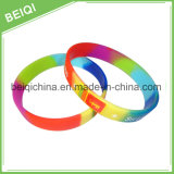 Wristband poco costoso promozionale diretto del silicone di prezzi di fabbrica