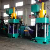 Bloco de cobre high-density do Swarf que faz a máquina