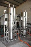 Granulatore di secchezza fluidificato per derrate alimentari