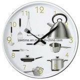 Reloj de pared clásico de cuarzo para decoración del hogar
