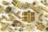 CNC изготовляя штуцеры гидровлической трубы мыжские Jic/BSPT