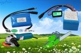 Pacchetto ricaricabile della batteria della batteria di litio di 7.4V 5600mAh LiFePO4 per la batteria degli E-Strumenti