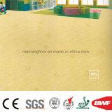無毒な2.0mmの厚さの屋内幼稚園のための一義的なビニールのフロアーリングPVCビニールのフロアーリングロール