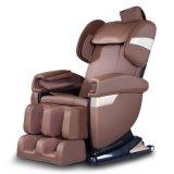 Chaise de massage à contact humain avec du cuir