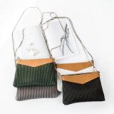 Saco do estilo da corrente da bolsa das senhoras do estilo do lazer do saco de Crossbody das mulheres clássicas