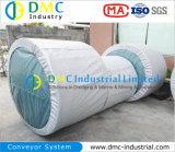 Correias transportadoras para sistemas de manuseio de materiais a granel