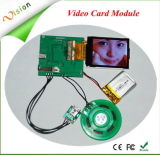 DIY 10-дюймовый ЖК-экран приветствия карты Видео Модуль для брошюры для Благодарим Вас карты