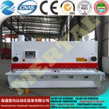 Máquina de corte 12*3200mm da placa hidráulica relativa à promoção da guilhotina do CNC