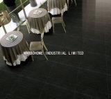 Керамические застекленные фарфора остеклованные сплошным черным цветом белый и серый для всего тела плитки 600X600мм для установки на стену и пол (МБ6002K)