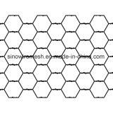 Het gegalvaniseerde Netwerk van de Draad van het Ijzer Hexagonale