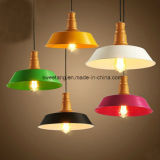 De industriële Lamp van de Tegenhanger van de Kroonluchter van de Winkel van de Koffie in Decoratie