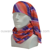 OEM Fashion Latest Design Cycling Seamless Knitted Anti-UV Tubular Bandana