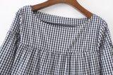 Втулки пирофакела белизны миниого платья платье шотландки красной черной свободное