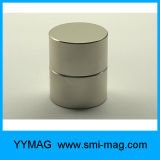 Imán redondo de NdFeB disco magnético