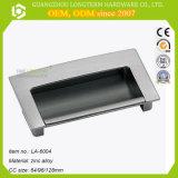台所コップのドレッサーの引出しは置換のハードウェアの亜鉛合金の寝室を引っ張る