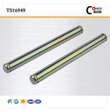 ISO-Fabrik CNC-maschinell bearbeitenpräzision schmiedete Stahlwelle
