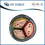 обшитый XLPE/PVC поставщик силового кабеля 0.6/1kv в Китае