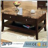 De goedkope Eettafel van de Koffie van de Prijs Regelbare Beweegbare Hoogste