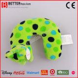 Животные плюша высокого качества мягкие заполнили игрушку Neckpillow лягушки