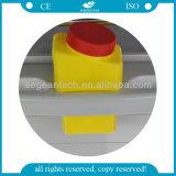 AG-Et007b4 Luxueux 6 tiroirs pour chariots médicaux pour hôpitaux