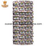 Disegno magico della sciarpa del tubo il vostro proprio Bandana multifunzionale senza giunte