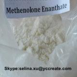 Injecteerbare Anabole Steroïden Methenolone Enanthate CAS 303-42-4 met Veilige Levering