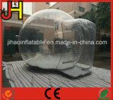 Werksgesundheitswesen-aufblasbares Luftblasen-Zelt für das im Freienkampieren