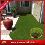 가정 정원 친절한 뗏장 인공적인 잔디