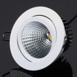 ショッピングモールのための工場価格の穂軸LEDのDownlightによって引込められるライト20W