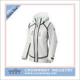 100% полиэстер легкий водонепроницаемую куртку