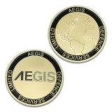 高品質の安い金属のエナメルの記念品の硬貨のゲームのショッピングKeyholder