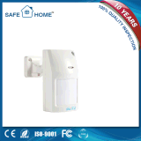 Household Wall Security Wired montato di PIR del sensore di movimento